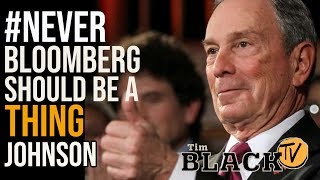 You Must Never Vote for Bloomberg His expansion of the notoriously ...