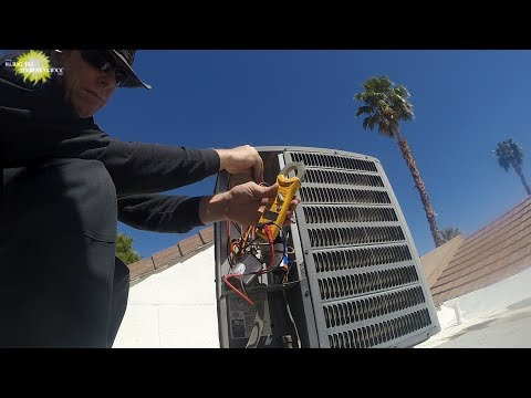 Further Air Conditioner HVAC Research Capacitor Testing Options Points Of Interest