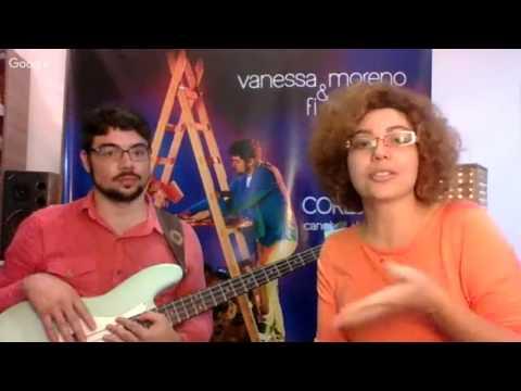 Bate papo ao vivo com Vanessa Moreno e Fi Maróstica