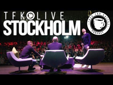Tack För Kaffet Podcast #350   Live   Stockholm Waterfront