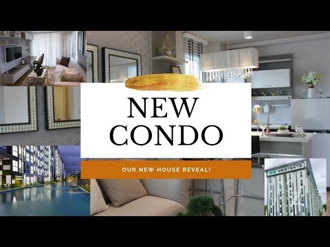MY NEW CONDO TOUR! WELCOME TO MY NEW HOME (HARD WORK PAYS OFF)