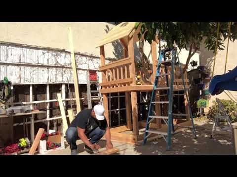 DIY – CJ's Treehouse