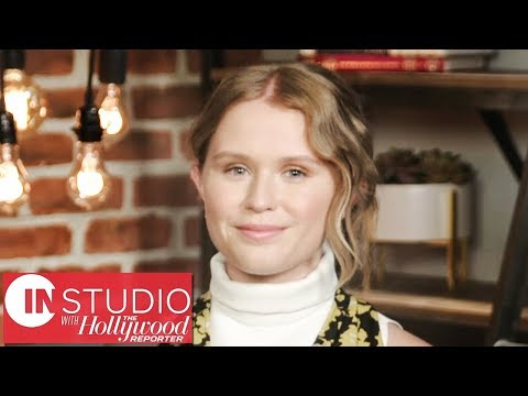 Sharp Objects Star Eliza Scanlen Talks First Major Role, Amy Adams, & More! | In Studio with THR