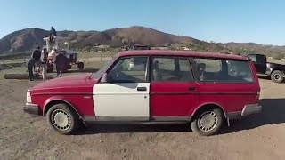 Video The Worst Volvo 240 Ever - (Dirt) One Take download MP3, 3GP, MP4, WEBM, AVI, FLV Juli 2018