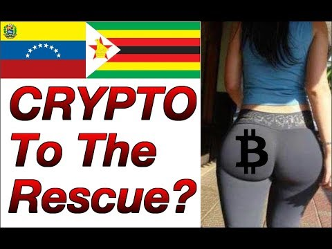 Bitcoin Helping the People of Zimbabwe and Venezuela?