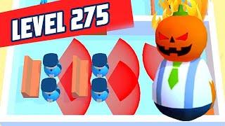 Wobble Man Full Game Walkthrough (270 Levels)