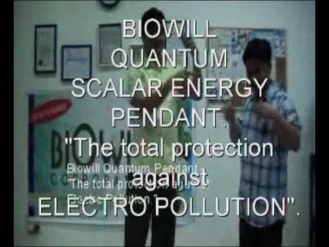 Biowill scalar energy pendant product demonstration youtube biowill scalar energy pendant product demonstration mozeypictures Choice Image