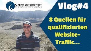 Qualifizierten Traffic generieren durch diese 8 Traffic Quellen