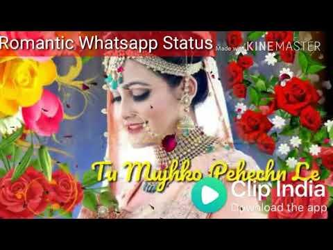 Lovely Status..😄😄 || Aadat Apni Chod De.. Kahna Mera Man Le 💖💖 || Romantic Whatsapp Status....