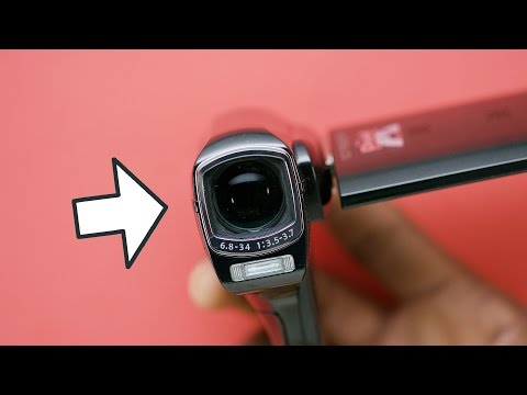Thumbnail: My First YouTube Camera!