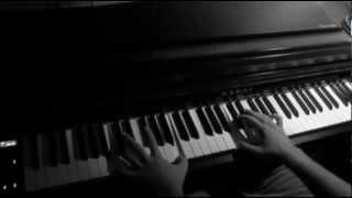 TES V: Skyrim Main Theme Piano Cover (Dovahkiin)