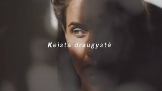 the roop keista draugyst official video