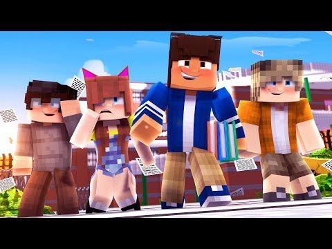 Secret School | Glenwood Prep S1 [Ep.1] | Minecraft School Roleplay