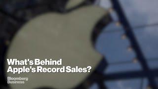 Why China Slowdown Didn't Make Apple Crumble...