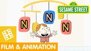 Repeat youtube video Sesame Street: Welcome to the Letter N Museum!