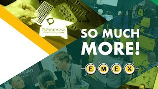 Come to EMEX - NZ's Largest Engineering, Tech & Manufacturing Expo!