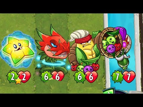 Using This GODLY RNG Combo To BM In PvZ Heroes