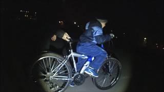 Правильная посадка на велосипеде.(Пересаживаем ребёнка на