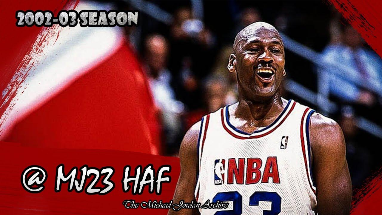 d54da46e6f79 Michael Jordan s Last All-Star Game Highlights (2003 ASG) - 20pts ...