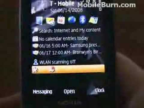 Nokia N78 - Part 2 of 2, Features and OS