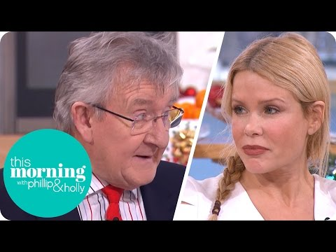 Melinda Messenger Angers Dr Chris for Not Giving her Daughter the HPV Vaccine  This Morning