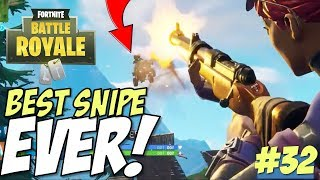 Fortnite Battle Royale - Sniper Kills of the Week #32 (Best Fortnite Kills)