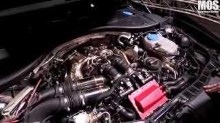 Jon Olssons Audi RS6 DTM