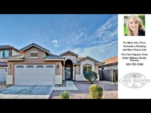 18607 W VOGEL Avenue, Waddell, AZ Presented by The Carin Nguyen Team.