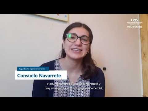 Consuelo Navarrete #ComercialUDD