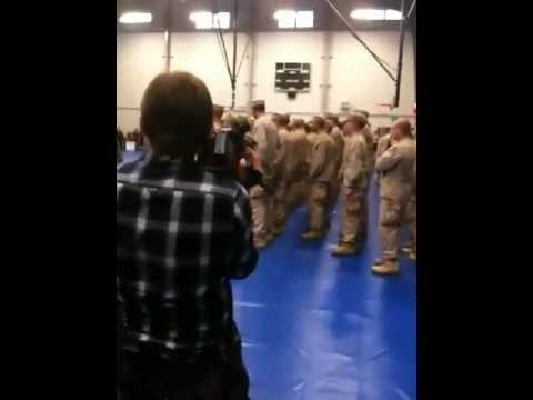 1st recon battalion homecoming December 15th 2010
