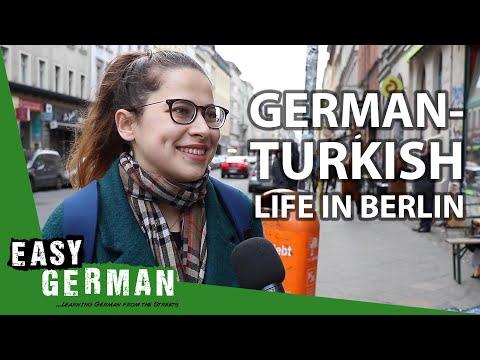 German - Turkish life in Berlin | Easy German 342