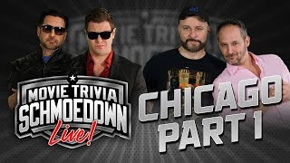 The Most Intense Trivia ever. Live from Chicago! WTB VS The Odd Couple: Movie Trivia Schmoedown