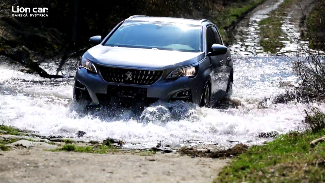 Peugeot Suv Off Road Youtube