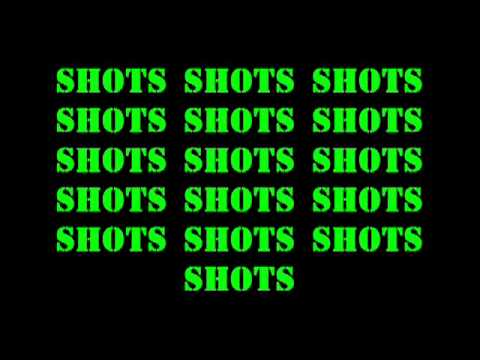 Shots   LMFAO   LYRICS ON SCREEN