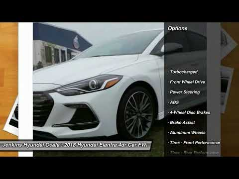 2018 Hyundai Elantra Ocala Florida Y4392