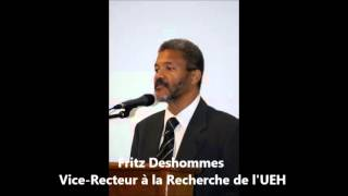 "Prof. Fritz Deshommes ""Ki moun ou ye?"" sur la Radio Caraïbes FM, le 21 Février 2016 / part 2"