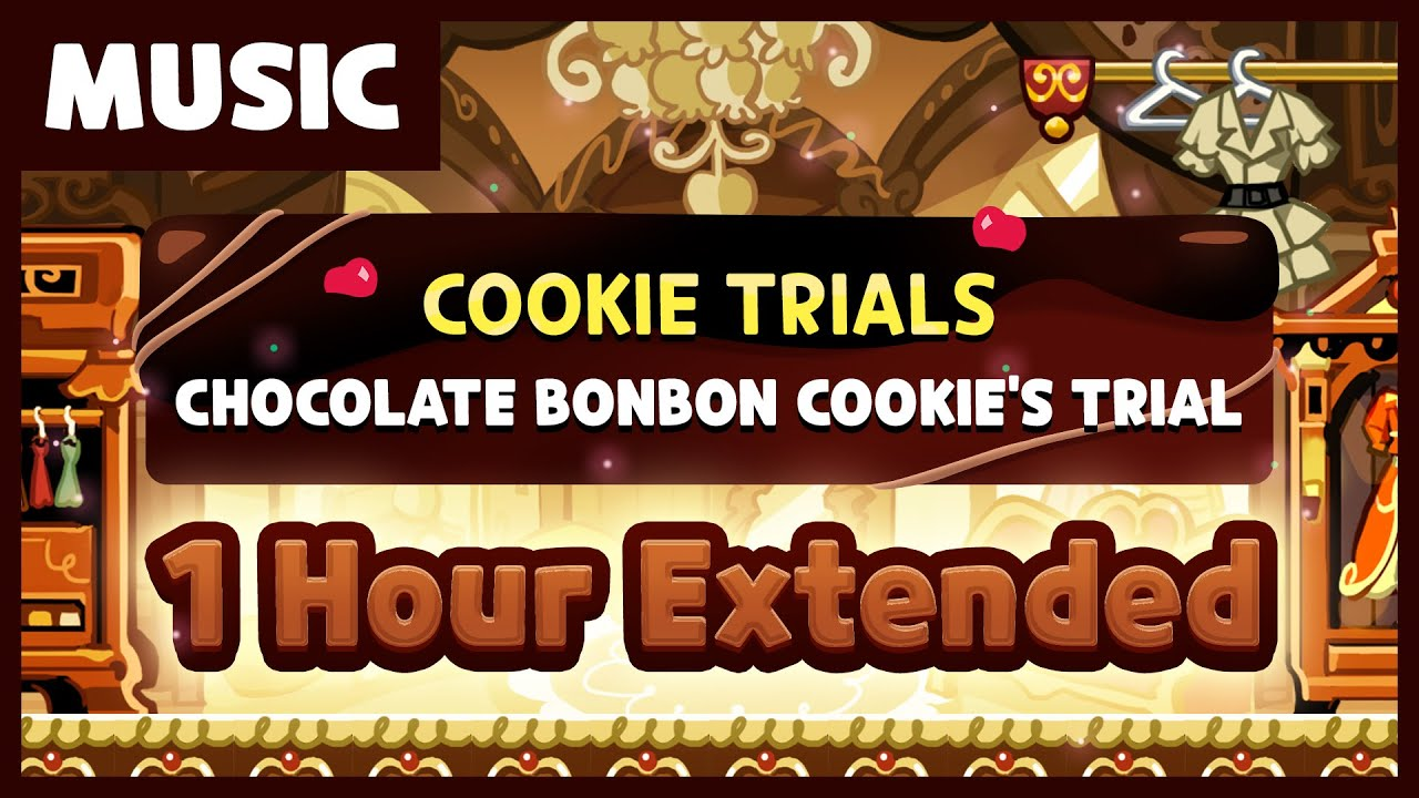 Cookie Run OST - Chocolate Bonbon Cookie's Trial (1h Extended)
