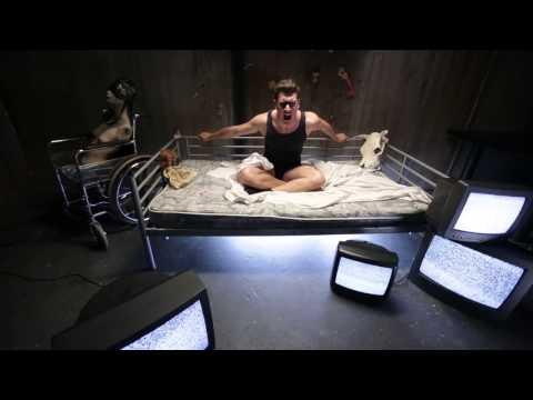 Adam Lyons - Psycho (Official Music Video 2014)