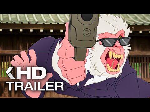 MARVEL'S HIT-MONKEY Trailer (2021)