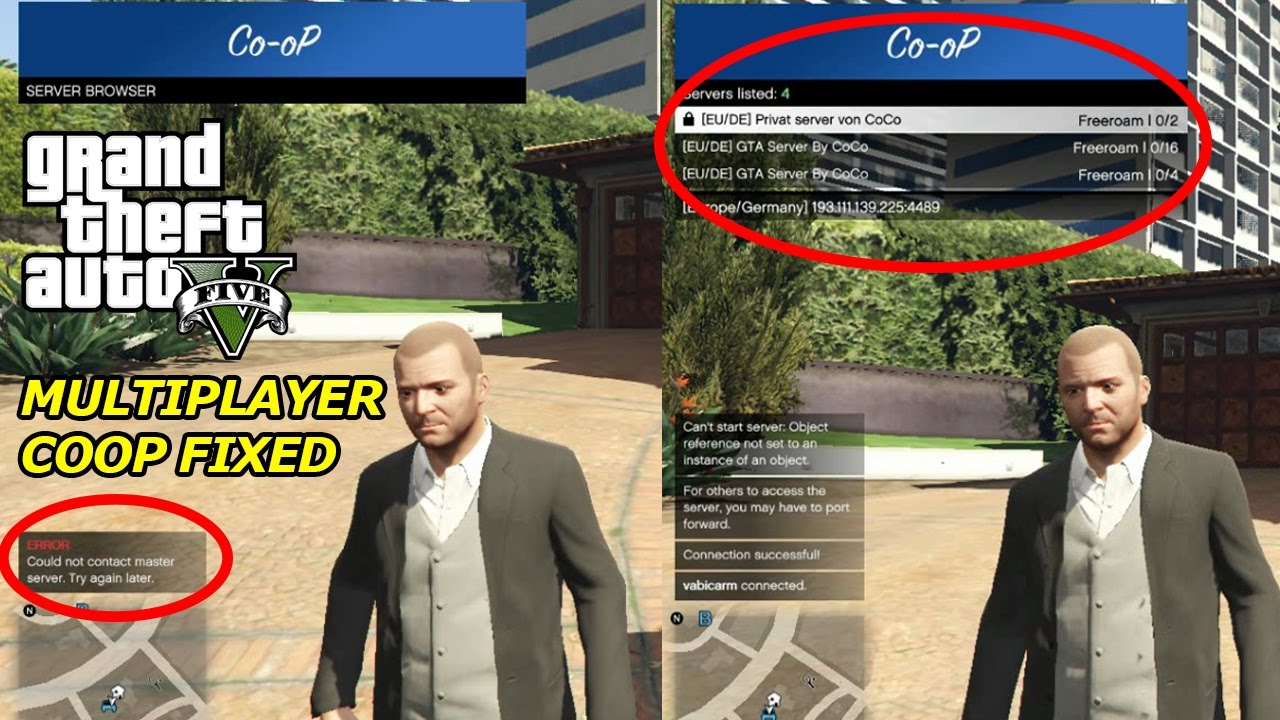 gta 5 pc online crack official servers