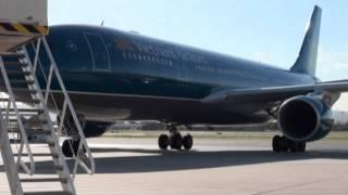 Vietnam Airlines Visits Adelaide 2010 (Full)