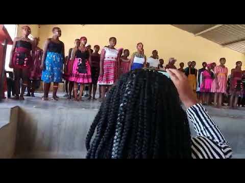 Canisianum Roman Catholic High school choir 2020