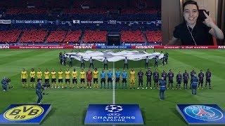 DUBLA NEBUNA CU PSG IN LIGA CAMPIONILOR !!! CARIERA cu BORUSSIA DORTMUND #17 / FIFA 19 ROMANIA