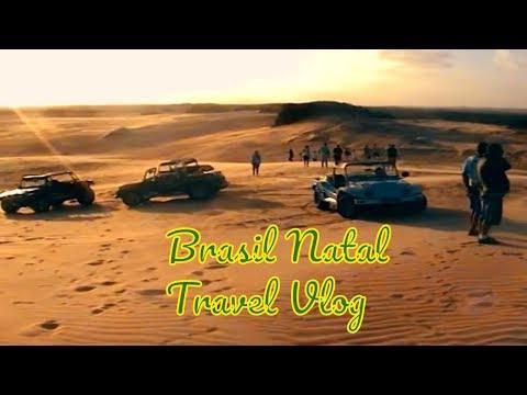 BRASIL - NATAL Travel Vlog - VHS