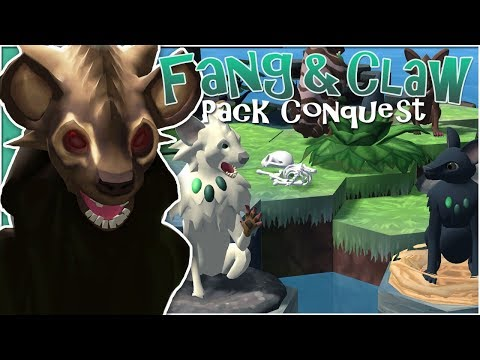 A Love Story With Fangs!! 🌿 Niche: Pack Conquest! Extreme Challenge! • #25