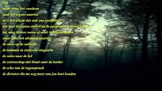 gedichten voor de vroege nacht - onbegrijpelijk
