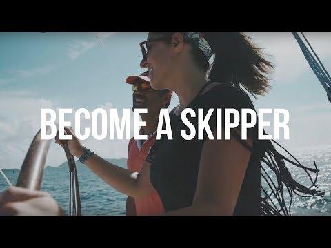 SAILING VIRGINS - BECOME A SKIPPER