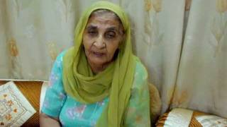SHRI BAWA LAL JI KI ARDAAS BY A  DEPARTED MOTHER