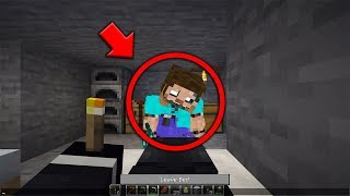 You may not rest now, Herobrine is nearby... (Scary Minecraft Video)