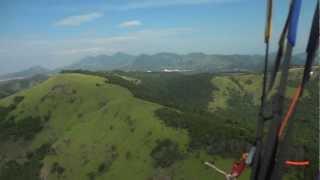 Vinícius Lessa parapente Rio Rural  07-01-13 PEGASUS 3